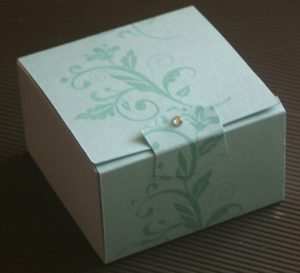 Stampin Up Jotter