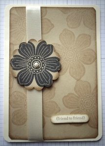 Bloom for you Card