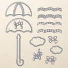 Umbrella Weather Framelits
