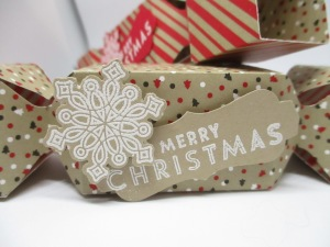 Candy Cane Lane Christmas Cracker