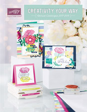 2017 Stampin' Up! Annual Catalogue